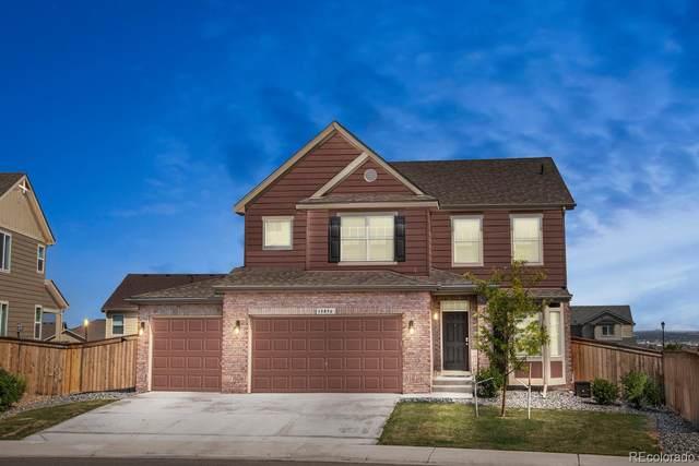 13856 Spruce Street, Thornton, CO 80602 (MLS #5052532) :: 8z Real Estate