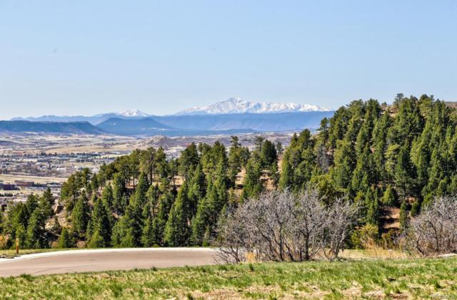 7466 Sapphire Pointe Boulevard, Castle Rock, CO 80108 (#5057269) :: The Peak Properties Group