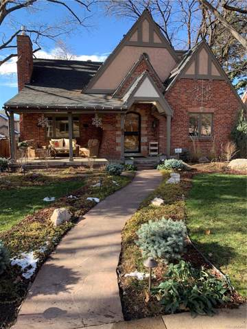1081 S Fillmore Way, Denver, CO 80209 (#5059072) :: The Griffith Home Team