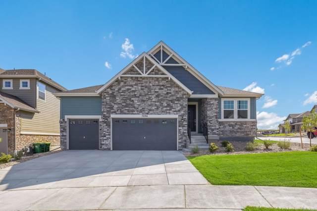 7096 S Titus Street, Aurora, CO 80016 (#5060558) :: The Peak Properties Group