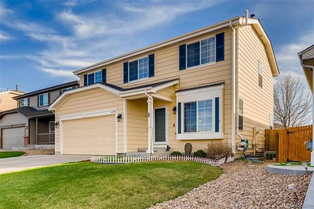 5079 Miriam Lane, Parker, CO 80134 (#5062442) :: HomeSmart