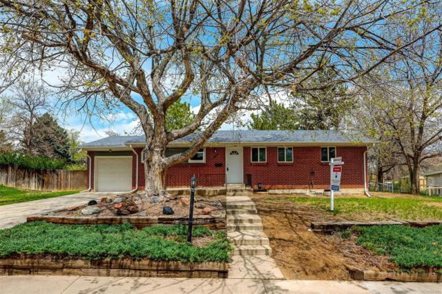 2323 E Long Avenue, Centennial, CO 80122 (#5063632) :: The Pete Cook Home Group