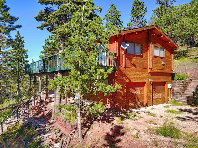 439 Park, Cuchara, CO 81055 (MLS #5063698) :: 8z Real Estate