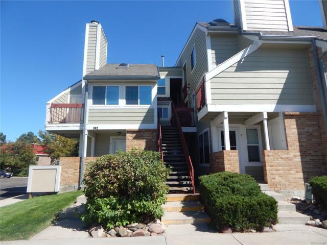 962 S Dearborn Way #9, Aurora, CO 80012 (MLS #5063740) :: 8z Real Estate