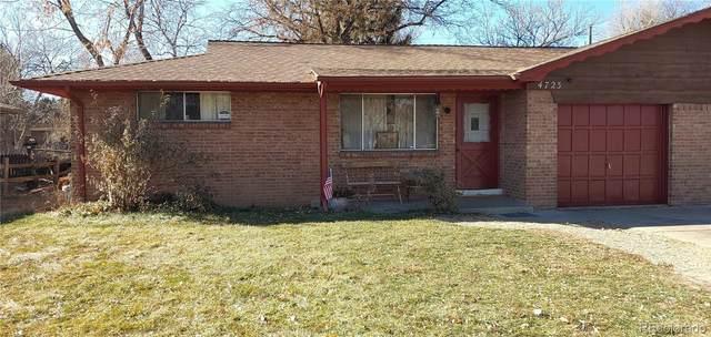 4723 Everett Court, Wheat Ridge, CO 80033 (MLS #5063821) :: 8z Real Estate