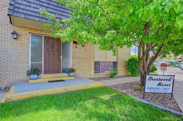 234 S Brentwood Street #206, Lakewood, CO 80226 (#5064777) :: Wisdom Real Estate