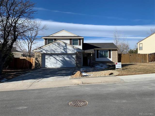 7299 S Cody Street, Littleton, CO 80128 (#5068830) :: The Dixon Group