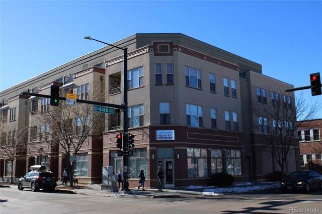 4383 Tennyson Street 2-F, Denver, CO 80212 (#5069857) :: Venterra Real Estate LLC