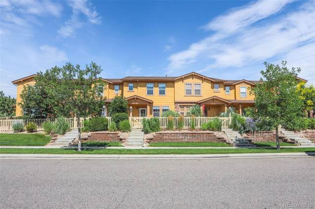 10441 Truckee Street D, Commerce City, CO 80022 (#5074084) :: The Peak Properties Group