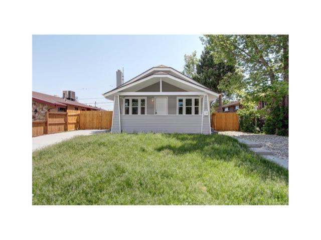 1444 Tamarac Street, Denver, CO 80220 (MLS #5074195) :: 8z Real Estate