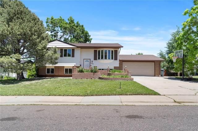 1691 E Kettle Avenue, Centennial, CO 80122 (#5076752) :: HomeSmart