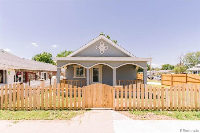 927 Meeker Street, Fort Morgan, CO 80701 (#5080830) :: The Griffith Home Team