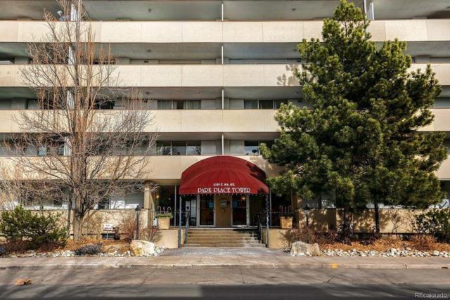 1029 E 8th Avenue #905, Denver, CO 80218 (#5084934) :: James Crocker Team