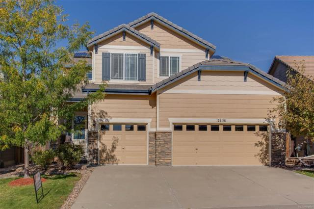 21151 E Lehigh Place, Aurora, CO 80013 (MLS #5086480) :: 8z Real Estate