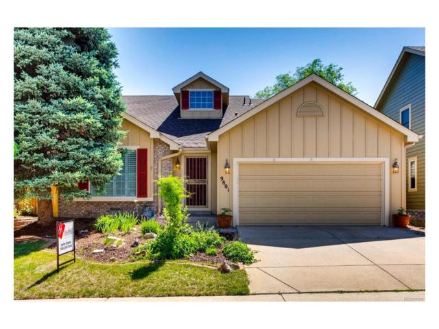 9801 Foxhill Circle, Highlands Ranch, CO 80129 (#5086547) :: The Peak Properties Group