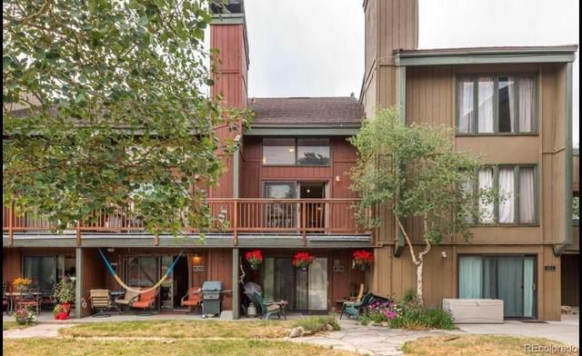 367 Salt Lick Circle #367, Silverthorne, CO 80498 (MLS #5092107) :: 8z Real Estate