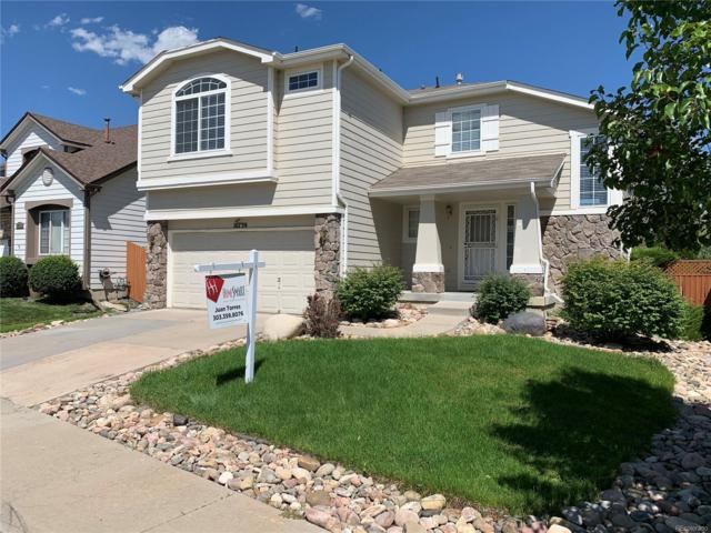 10739 W 107th Circle, Westminster, CO 80021 (#5092792) :: The HomeSmiths Team - Keller Williams