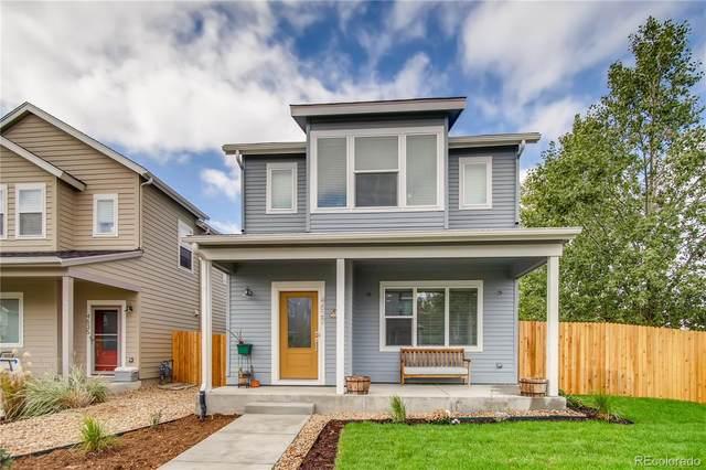 4627 Crestone Peak Street, Brighton, CO 80601 (MLS #5092994) :: 8z Real Estate
