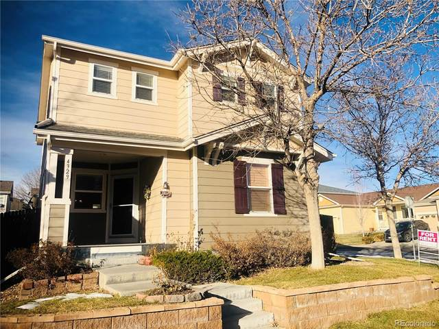 4329 S Independence Court, Littleton, CO 80123 (#5094752) :: The DeGrood Team