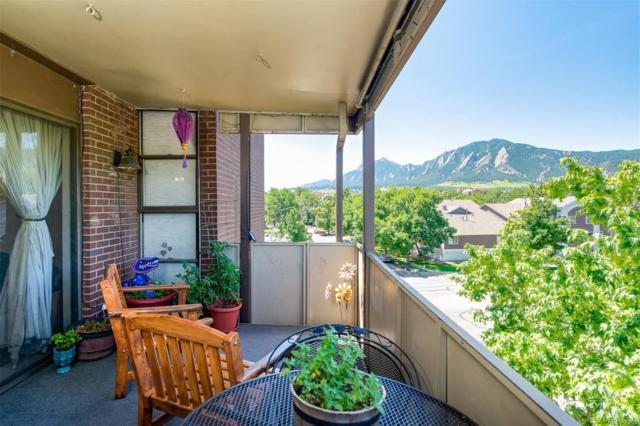 2227 Canyon Boulevard 402A, Boulder, CO 80302 (#5095321) :: HomeSmart Realty Group