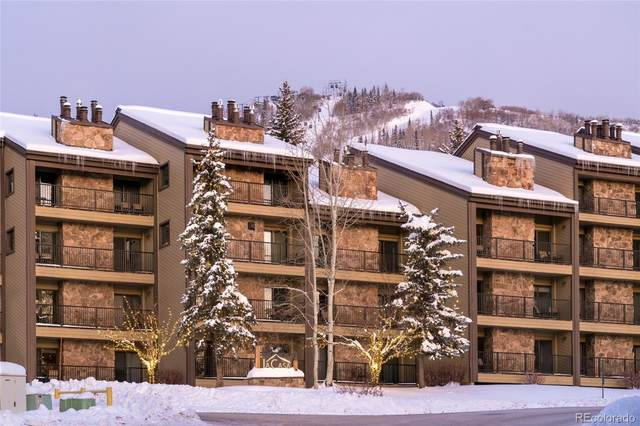 2315 Ski Trail Lane #17, Steamboat Springs, CO 80487 (#5096121) :: Chateaux Realty Group
