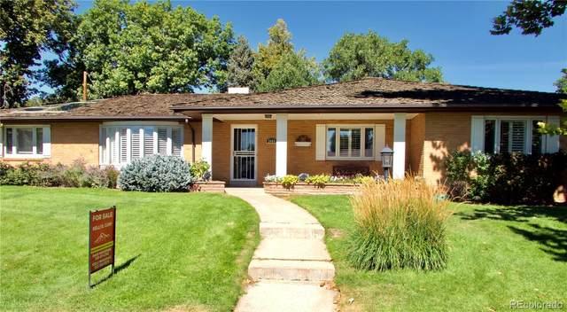 2655 E Flora Place, Denver, CO 80210 (#5096757) :: Bring Home Denver with Keller Williams Downtown Realty LLC