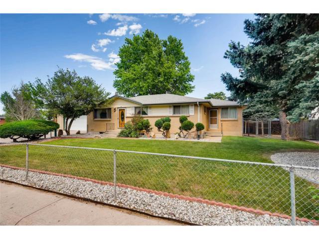 1700 S Allison Street, Lakewood, CO 80232 (MLS #5097678) :: 8z Real Estate