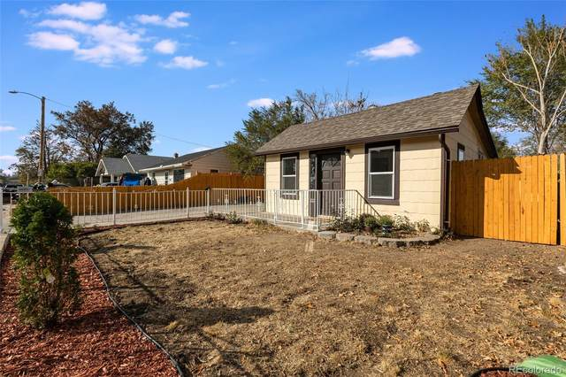 3397 W Virginia Avenue, Denver, CO 80219 (#5097745) :: The DeGrood Team