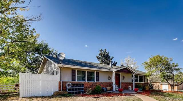 10631 Rampart Lane, Littleton, CO 80125 (MLS #5097829) :: 8z Real Estate