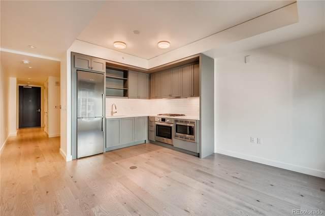 1750 Wewatta Street #723, Denver, CO 80202 (MLS #5101589) :: 8z Real Estate