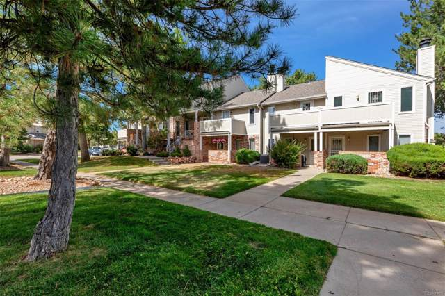 5001 Garrison Street #3, Wheat Ridge, CO 80033 (MLS #5102782) :: 8z Real Estate