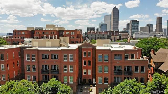 1631 N Emerson Street #417, Denver, CO 80218 (MLS #5103902) :: 8z Real Estate