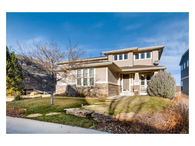 7179 Winter Berry Lane, Castle Pines, CO 80108 (#5104537) :: RE/MAX Professionals