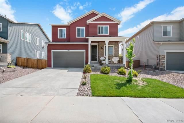 1107 Basalt Ridge Loop, Castle Rock, CO 80108 (#5105129) :: The Colorado Foothills Team | Berkshire Hathaway Elevated Living Real Estate
