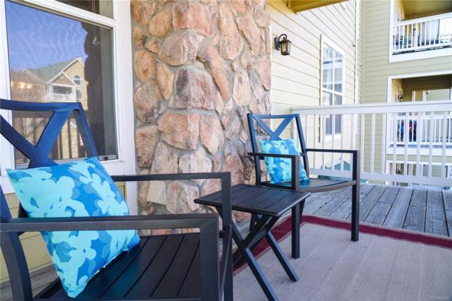 6009 Castlegate Drive C25, Castle Rock, CO 80108 (#5105217) :: Sellstate Realty Pros