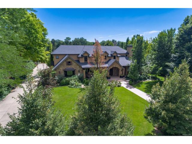 4710 S Downing Street, Cherry Hills Village, CO 80113 (MLS #5110946) :: 8z Real Estate
