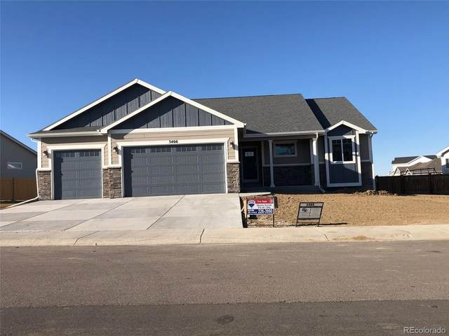 3406 Meadow Gate Drive, Wellington, CO 80549 (#5111609) :: Re/Max Structure