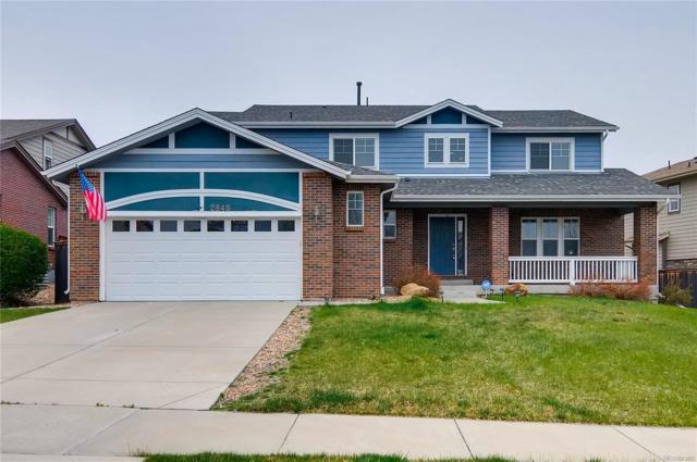 2848 S Killarney Way, Aurora, CO 80013 (#5112210) :: House Hunters Colorado