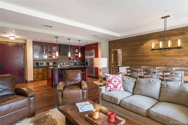 2250 Apres Ski Way R-205, Steamboat Springs, CO 80487 (#5114169) :: Finch & Gable Real Estate Co.