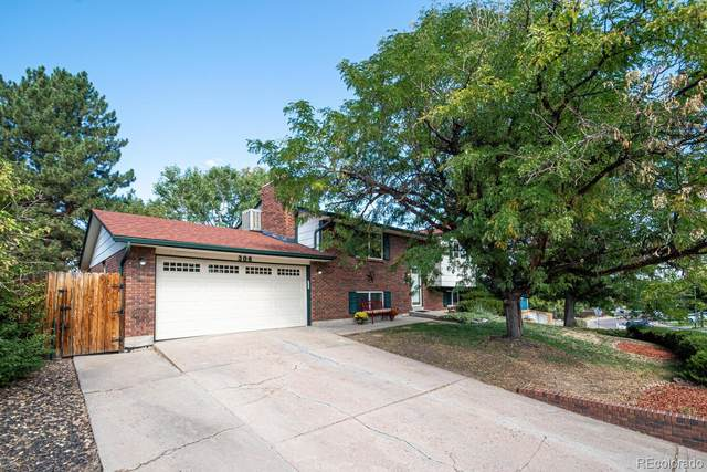 306 Helena Circle, Littleton, CO 80124 (#5115533) :: The DeGrood Team