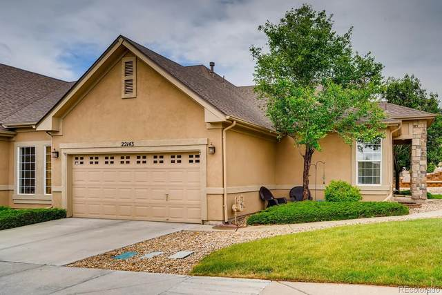 22143 E Calhoun Place, Aurora, CO 80016 (#5115925) :: My Home Team
