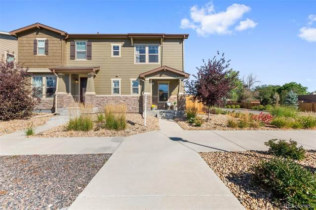 6955 Isabell Lane A, Arvada, CO 80007 (#5116909) :: The Gilbert Group