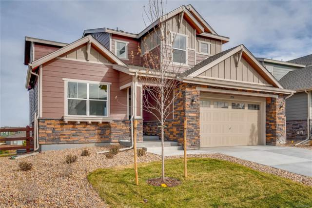 7936 S Grand Baker Way, Aurora, CO 80016 (#5117383) :: The Heyl Group at Keller Williams