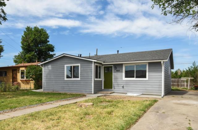 6511 Albion Street, Commerce City, CO 80022 (MLS #5117600) :: 8z Real Estate