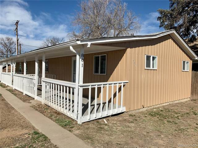 801 Denver Avenue, Fort Lupton, CO 80621 (#5118698) :: Re/Max Structure