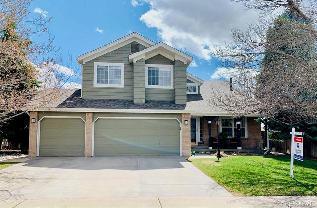 17726 E Ida Avenue, Centennial, CO 80015 (#5122001) :: Finch & Gable Real Estate Co.