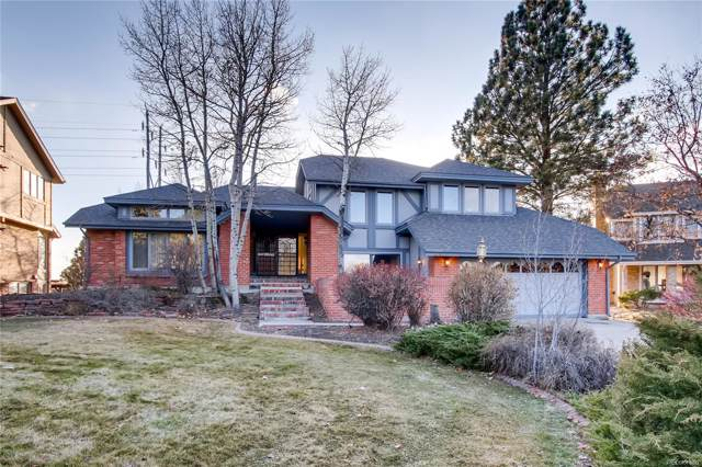 3730 W 101st Avenue, Westminster, CO 80031 (MLS #5122145) :: Colorado Real Estate : The Space Agency