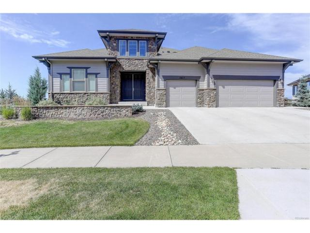 12087 S Bluff View Place, Parker, CO 80134 (MLS #5125320) :: 8z Real Estate