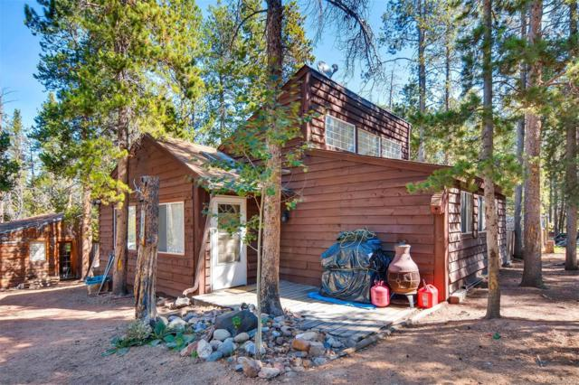 10812 Fox Trot Lane, Conifer, CO 80433 (#5126187) :: The Heyl Group at Keller Williams