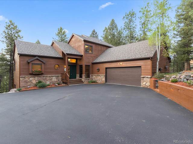 2917 Nova Road, Pine, CO 80470 (#5132392) :: iHomes Colorado